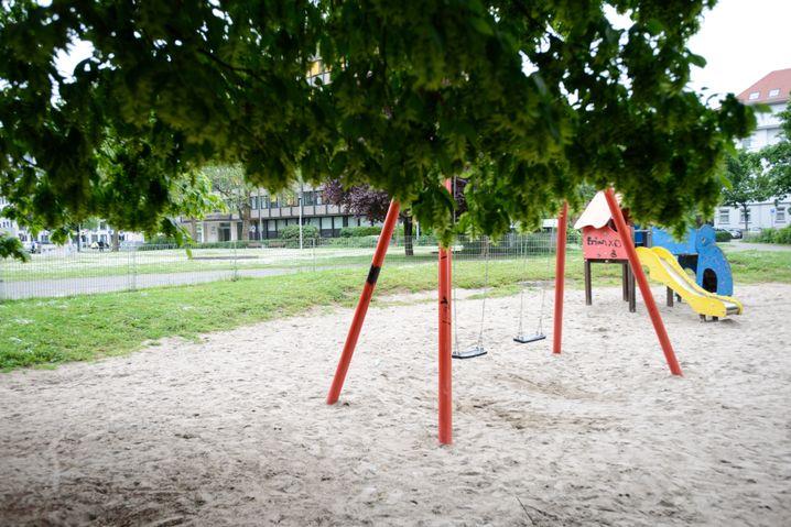 Tatort Spielplatz