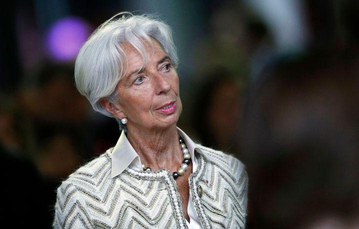 """Christine Lagarde: """"Sehr geehrt"""" durch die EZB-Nominierung"""