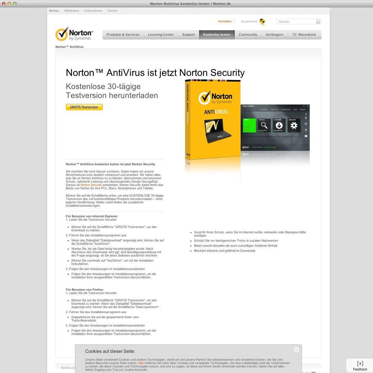 antivirus kostenlos testversion downloaden