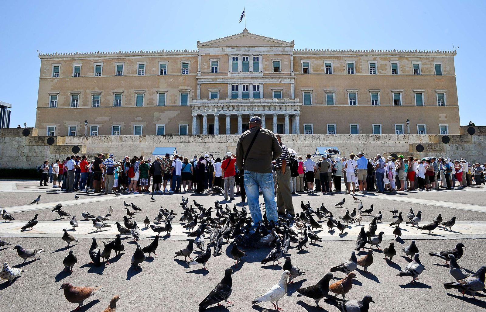 Athen Parlament