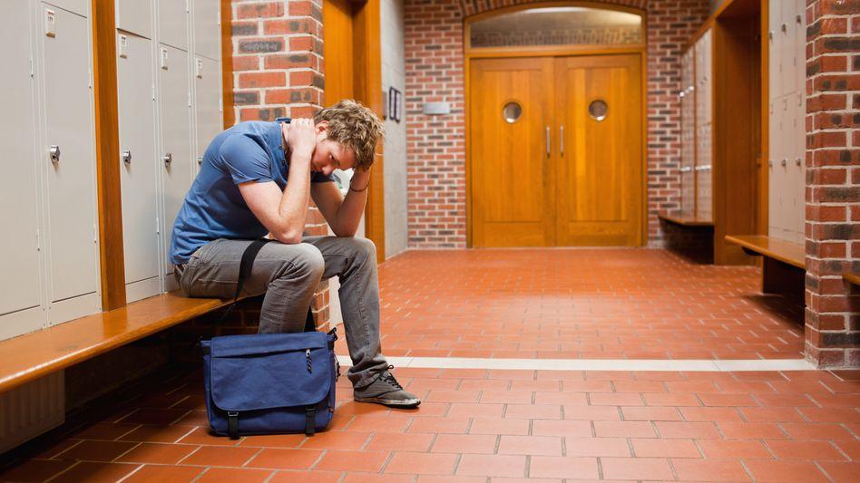 Unsicherheit: Es hilft, mit Freunden und der Familie zu reden