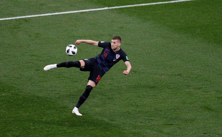 Rebics Tor gegen Argentinien