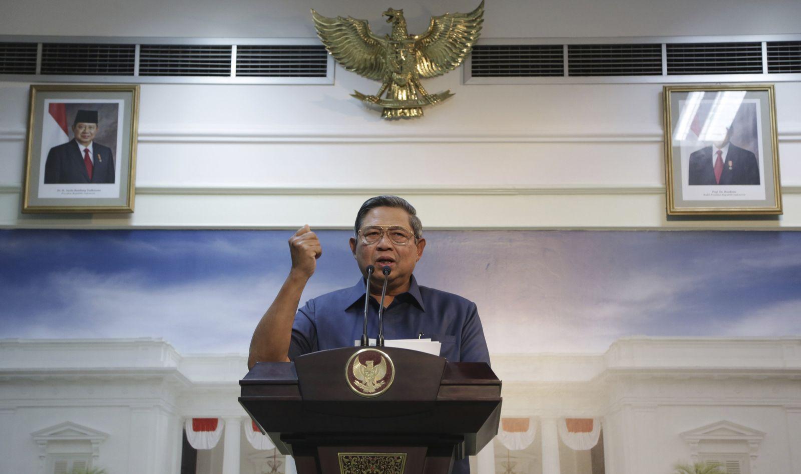 Susilo Bambang Yudhoyono/Indonesien
