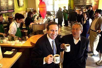 Starbucks: Einmal Kaffee mit Internet, bitte!