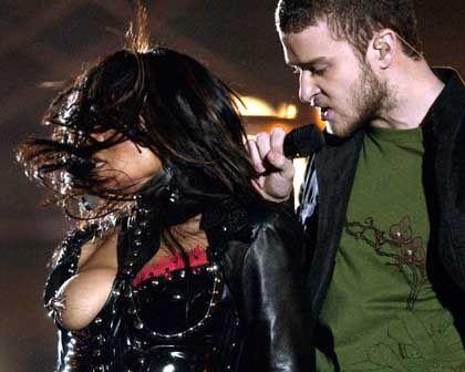 """Nipplegate""-Stars Jackson, Timberlake: Die Angst geht um"