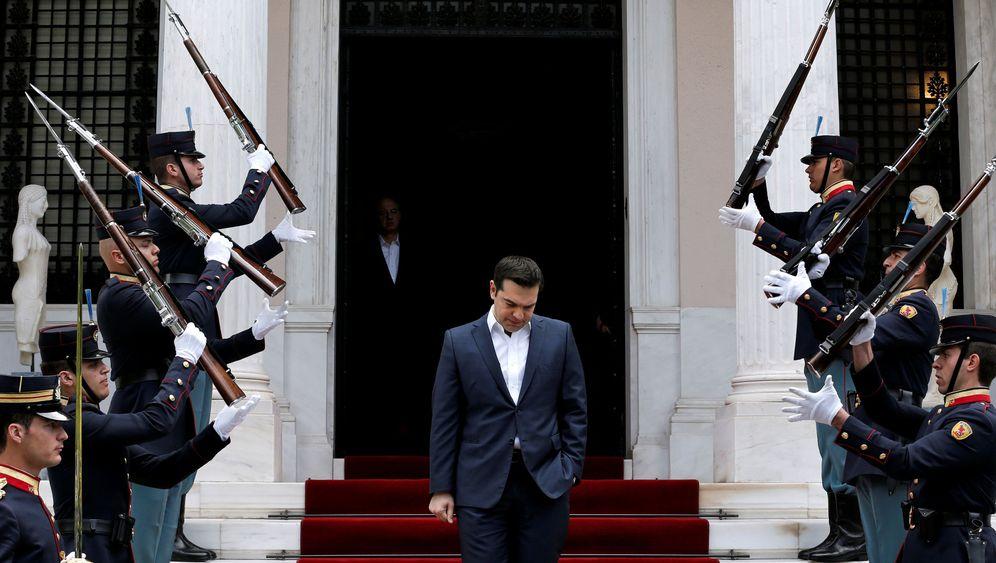 Photo Gallery: Greece's New Political Crisis
