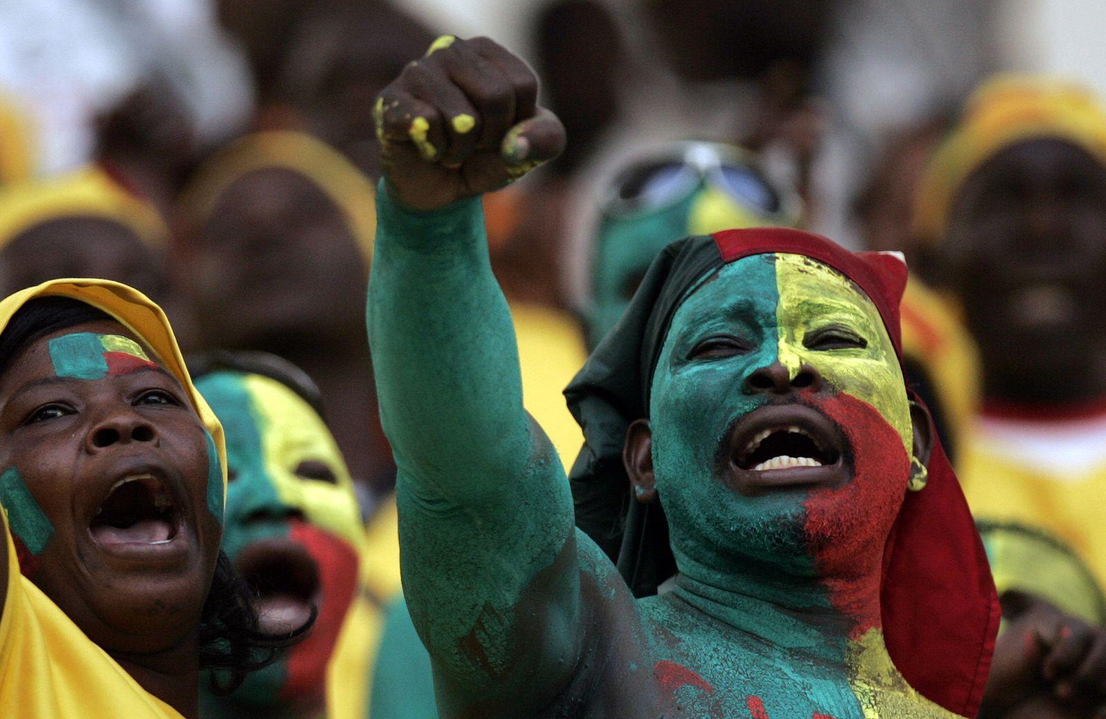 Ghana Soccer African Cup