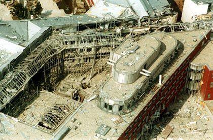Gefängnis Weiterstadt nach RAF-Anschlag: Mit der Strickleiter die Mauer überwunden