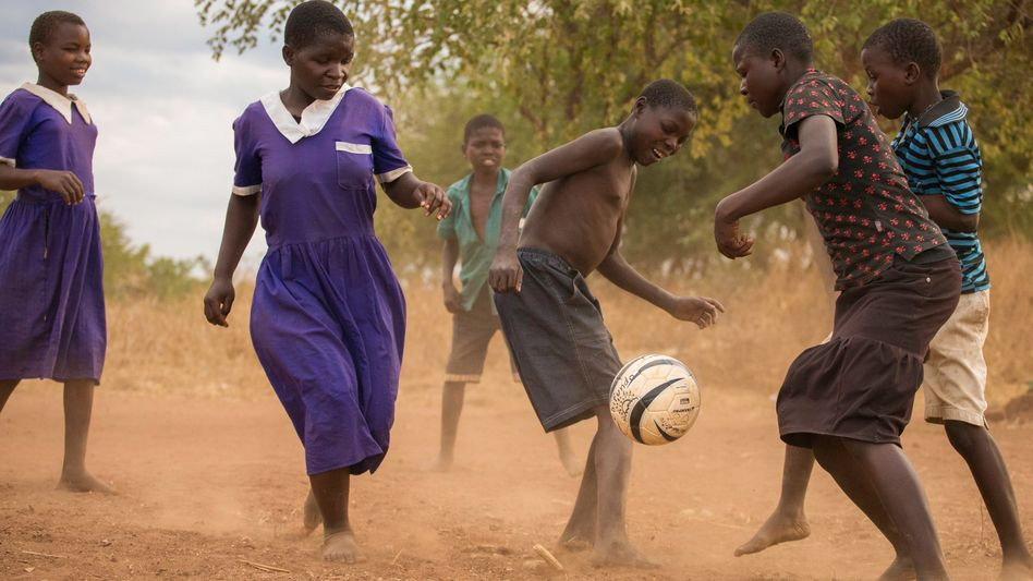 Kinder in Malawi (Symbolbild)