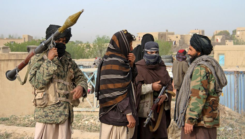 Taliban-Kämpfer in der Provinz Ghazni
