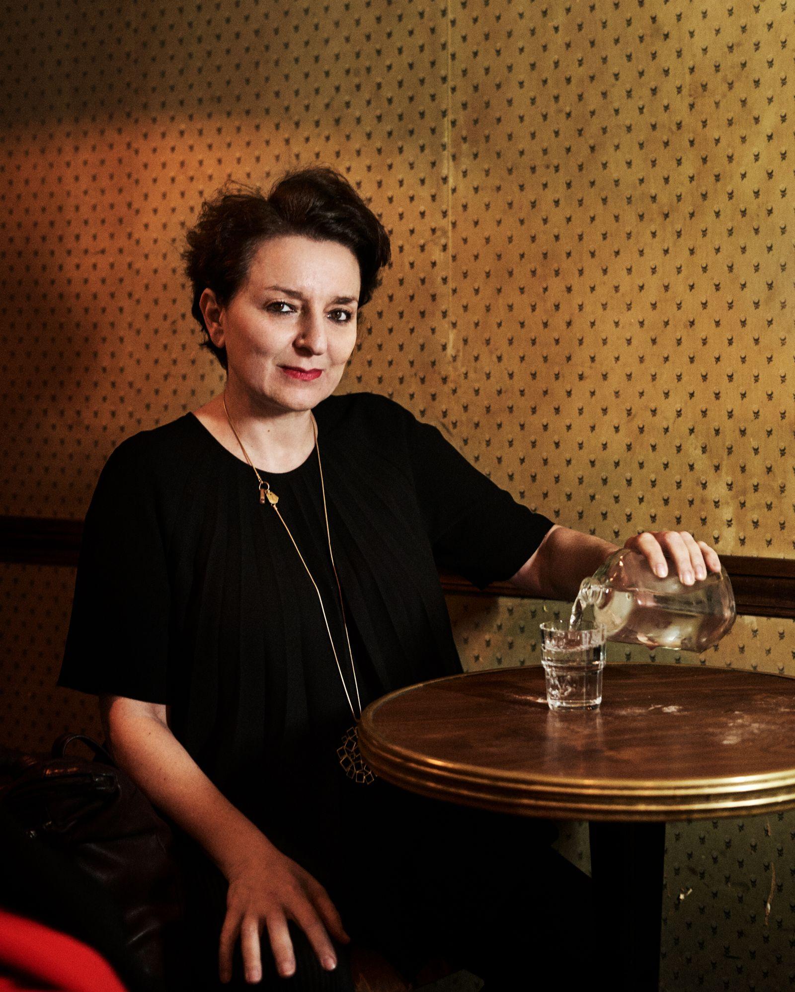 Eva Illouz SPIEGEL - Lage