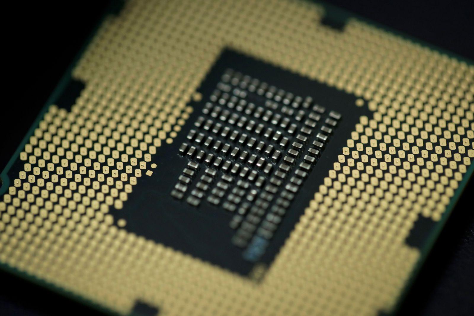 Computer Intel Chip Prozessor