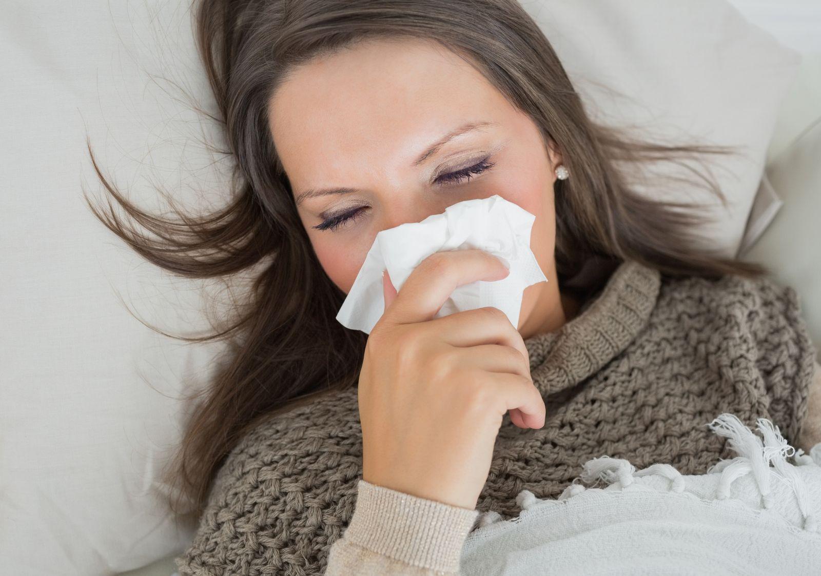 NICHT MEHR VERWENDEN! - Schnupfen / Erkältung / Grippe