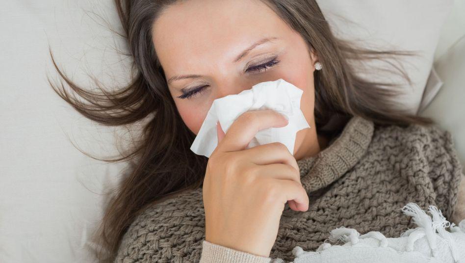 Schnupfen, Husten oder Heiserkeit: Die Tester empfehlen Mittel mit nur einem Wirkstoff