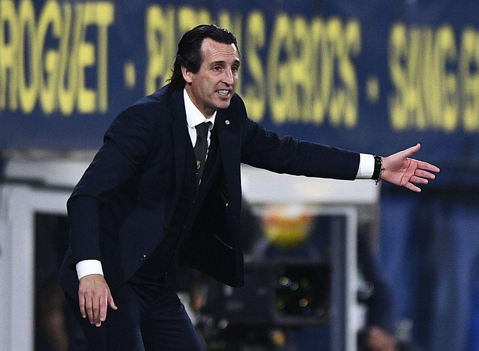 Europa League - Semi Final First Leg - Villarreal v Arsenal