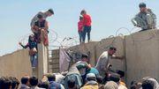 »Die Taliban lachten über die Panik der Menschen«