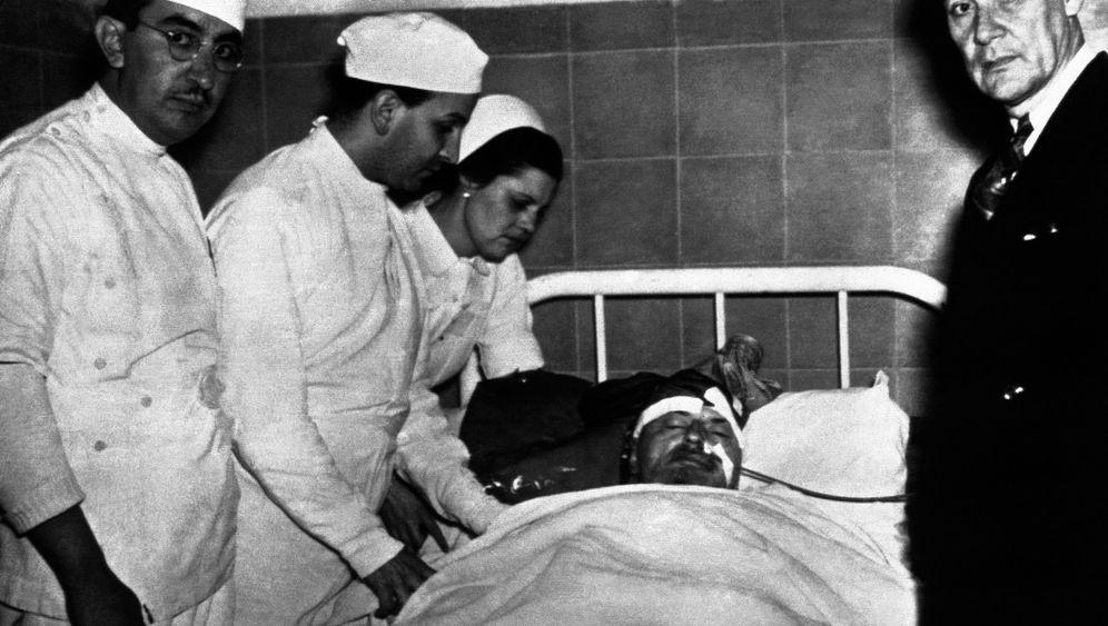 Leo Trotzki: Der Tod des alten Revolutionärs