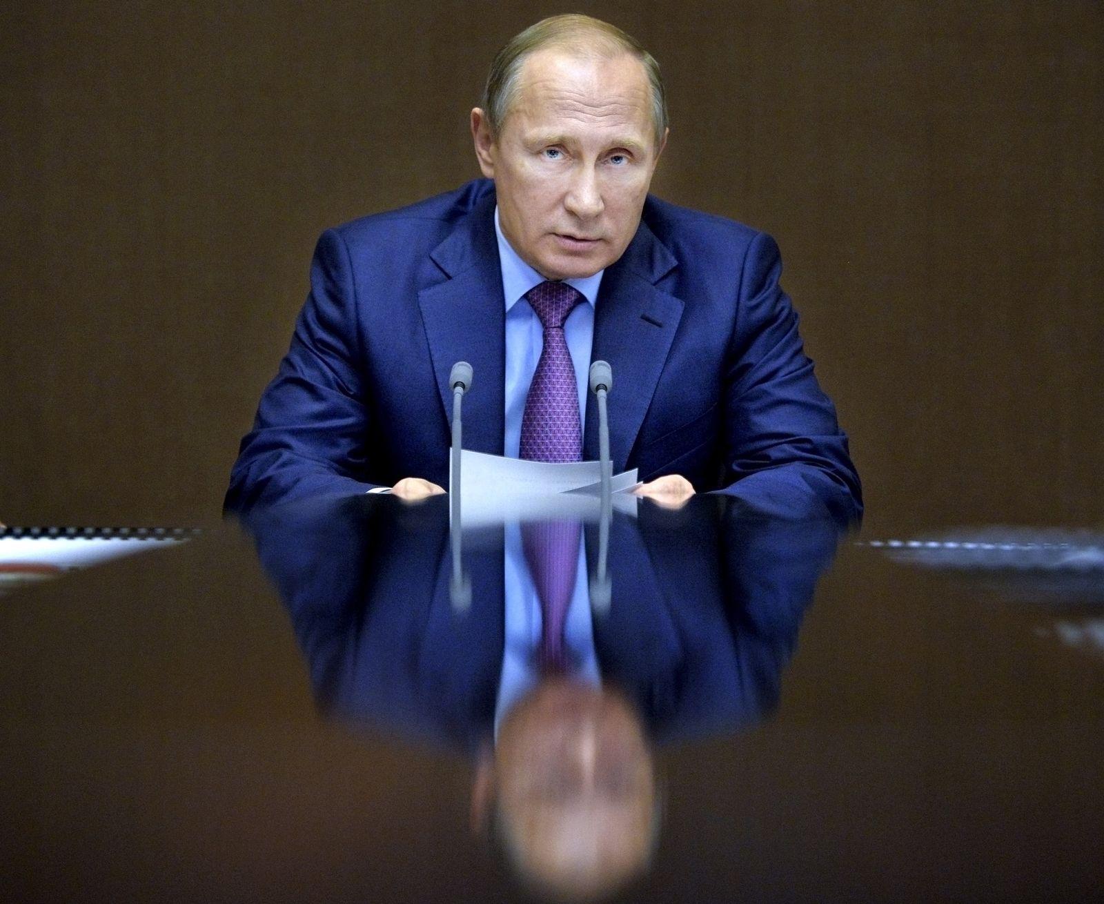 Tolokonnikova Zitate/ #3/ Wladimir Putin