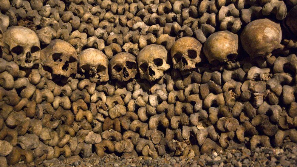 Pariser Unterwelt: Tour durch die Katakomben