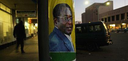 Robert Mugabe has successfully eliminated democracy in Zimbabwe.