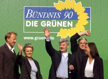 SPD begrünen: Die Partei nach dem Wahlsieg