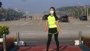 Video aus Myanmar mit versehentlich gefilmtem Konvoi geht viral