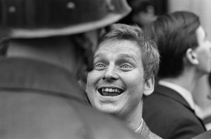 Cohn-Bendit im Mai 1968
