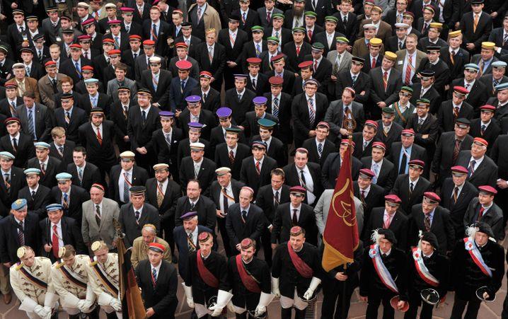 Burschentag 2011: Einige Brüder sorgen sich um ihre Außenwahrnehmung
