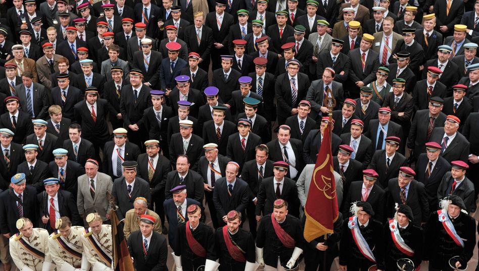 Burschentag in Eisenach (2011): Liberale Burschenschafter kündigen jetzt ihren Rückzug an