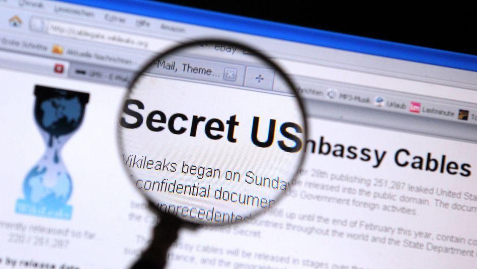 WikiLeaks: Angriffe aus dem Netz?