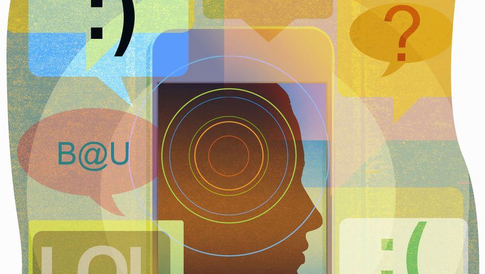 Immer erreichbar: Körper und Psyche reagieren auf Smartphone-Entzug