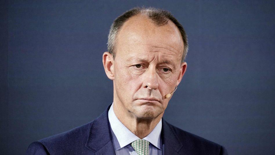 Friedrich Merz (CDU): Wenn ein Präsenzparteitag nicht möglich sei, könne er als digitaler Parteitag stattfinden