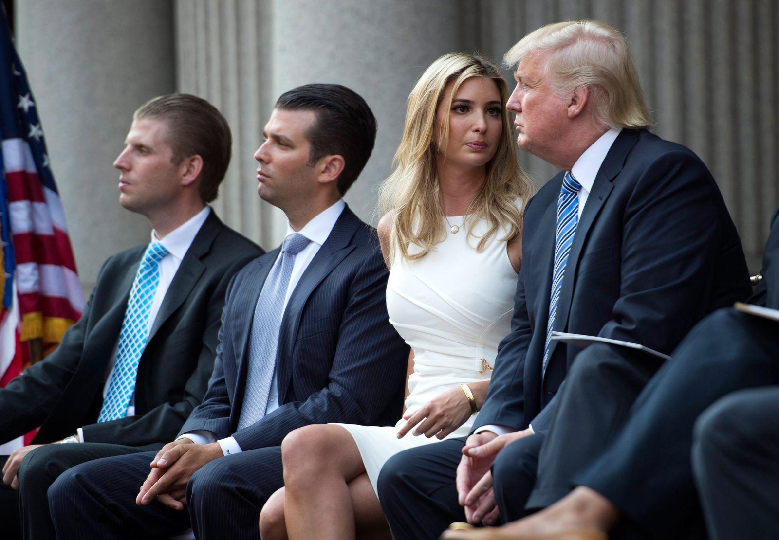 Trump Familie