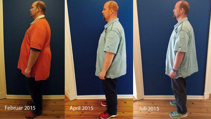 Das Übergewicht schwindet: Klotzbier im Februar, April und Juli