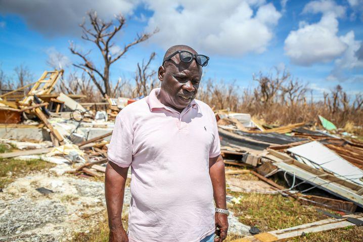 Folgen eines Wirbelsturm auf den Bahamas: In Florida könnten die Immobilienpreise einbrechen