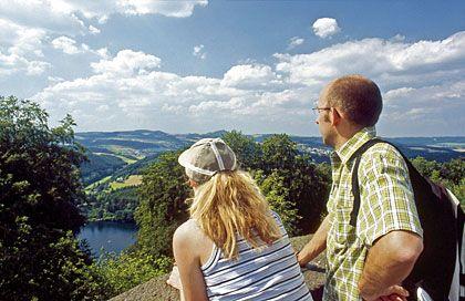 Nähe zur Natur, nah an der Heimat: Wanderland Deutschland