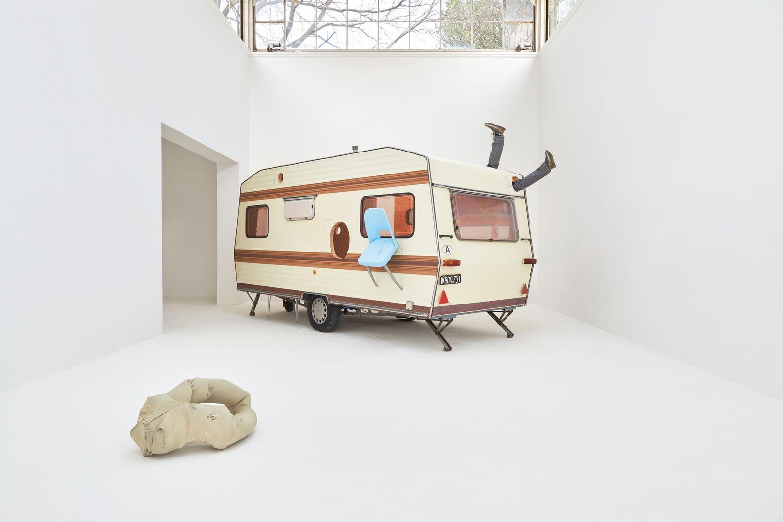 EINMALIGE VERWENDUNG Biennale Venedig