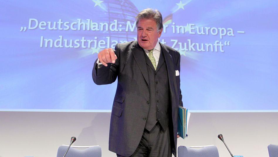 RWE-Vorstandsvorsitzender Großmann: Feste Ausstiegsdaten sind Populismus