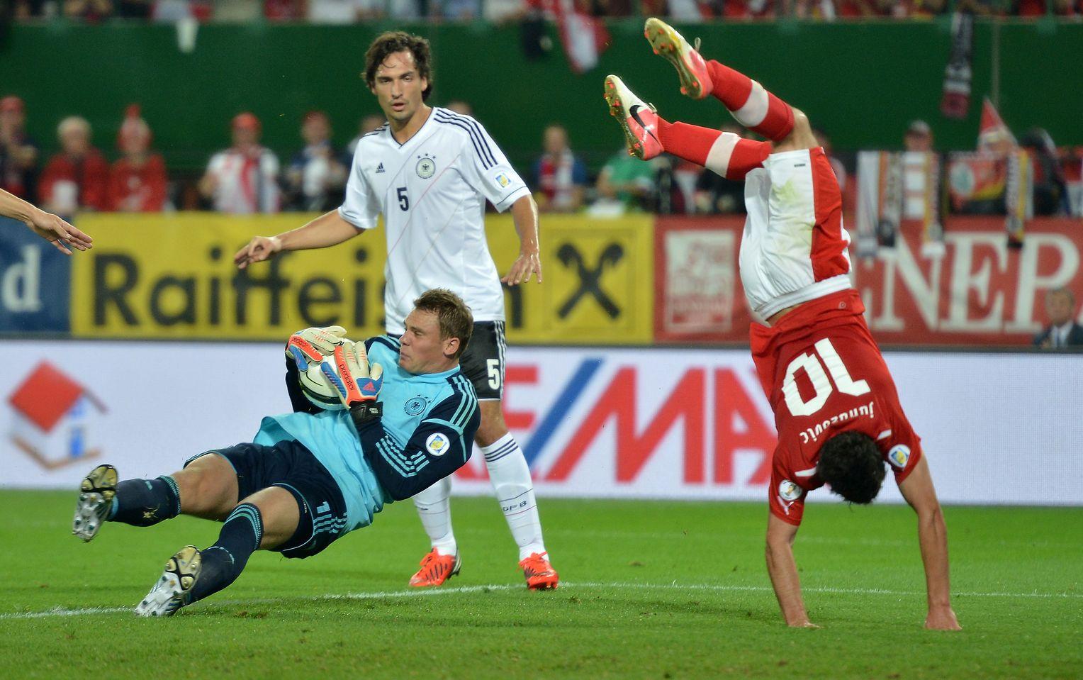 Fußball-Nationalmannschaft: Wo Deutschland besser werden ...