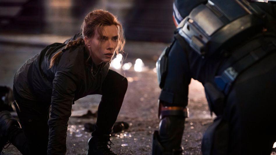 Scarlett Johansson als »Black Widow«: Disney habe gegen Vertragsabsprachen verstoßen