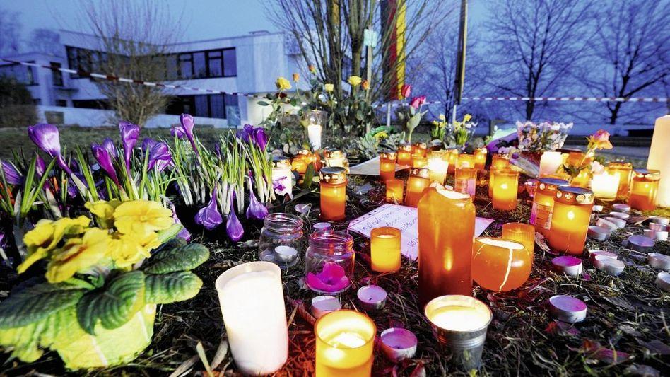 Gedenken an die Opfer von Winnenden 2009: »Die Schulgemeinschaft stand unter Schock«