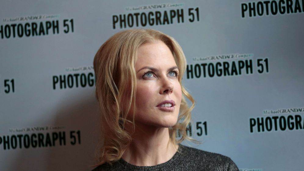 """Theater statt Film: Nicole Kidman vor """"Photograph 51""""-Premiere"""