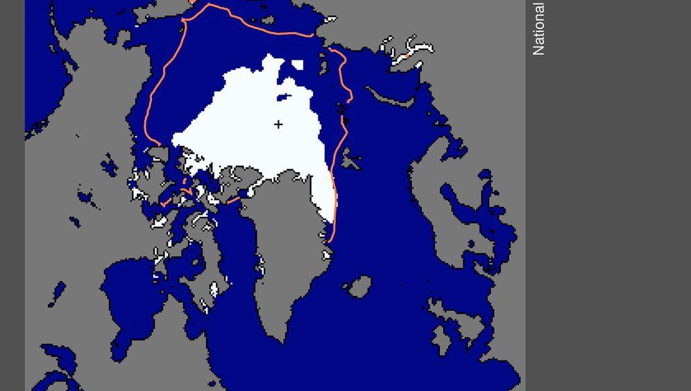 Schwund im Norden: Neues Klima in der Arktis