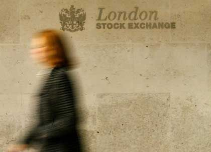 """Londoner Börse: """"Ein sehr strategischer Kauf"""""""