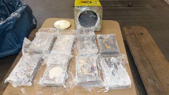 Zoll stellt im Hamburger Hafen 16 Tonnen Kokain sicher