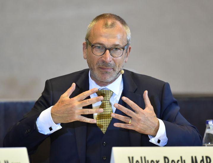 """Grünen-Politiker Volker Beck: """"Scheinbar keine Konsequenzen"""""""