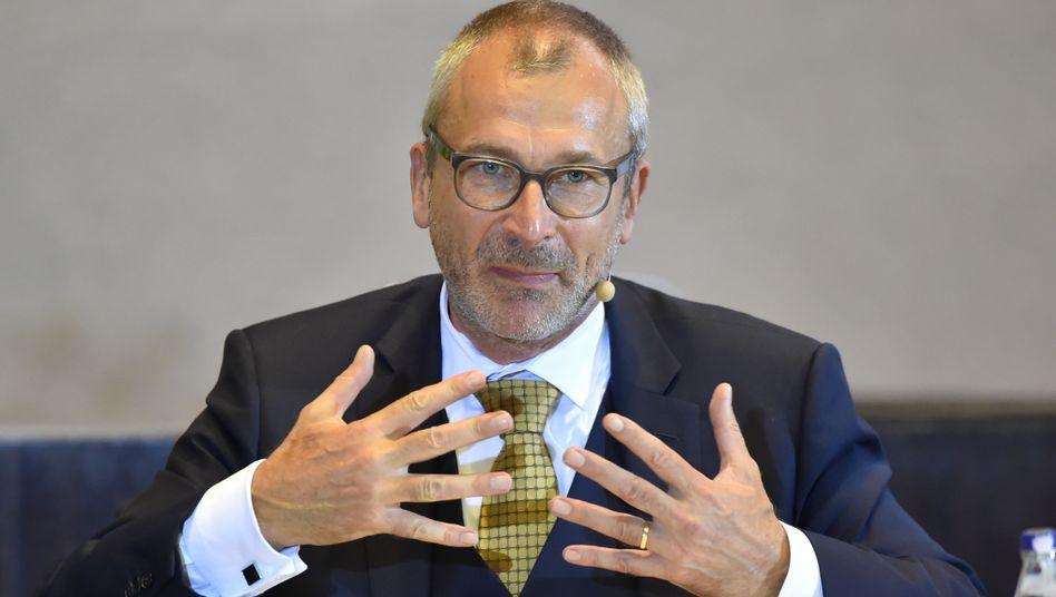 Volker Beck: Warum immer auf das höchste aller Rösser?