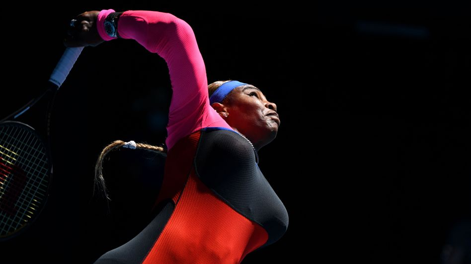 Fitter und beweglicher: Serena Williams