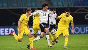 Samstag gegen Deutschland gespielt, Montag positiv getestet