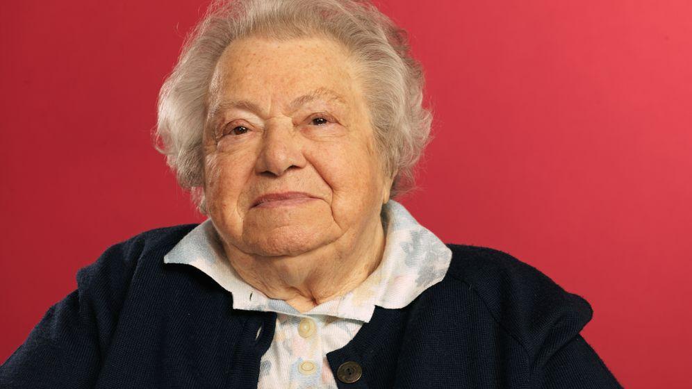 "Gertrude Pressburger: ""Ich bin zweimal geboren worden"""